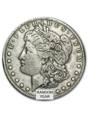 1878-1904 Morgan Silver Dollars VG-VF