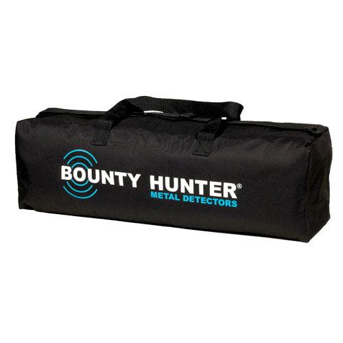 Bounty Hunter Nylon Metal Detector Carrying Bag