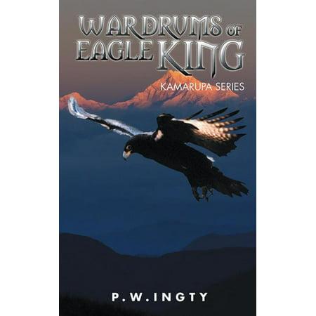 War Drums of Eagle King - eBook