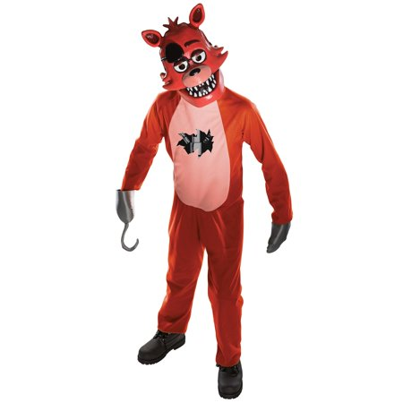 Five Nights at Freddy's - Foxy Tween Costume (Halloween Party Crafts For Tweens)