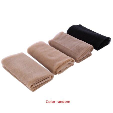 10 Packs Elastic Stockings Ultra Thin Transparent Short Socks Smooth Breathable Ankle Hoisery for Men and Women