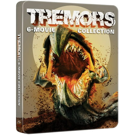 Tremors Complete Collection 6 Movie (Blu-ray) (Newest Movies On Dvd)