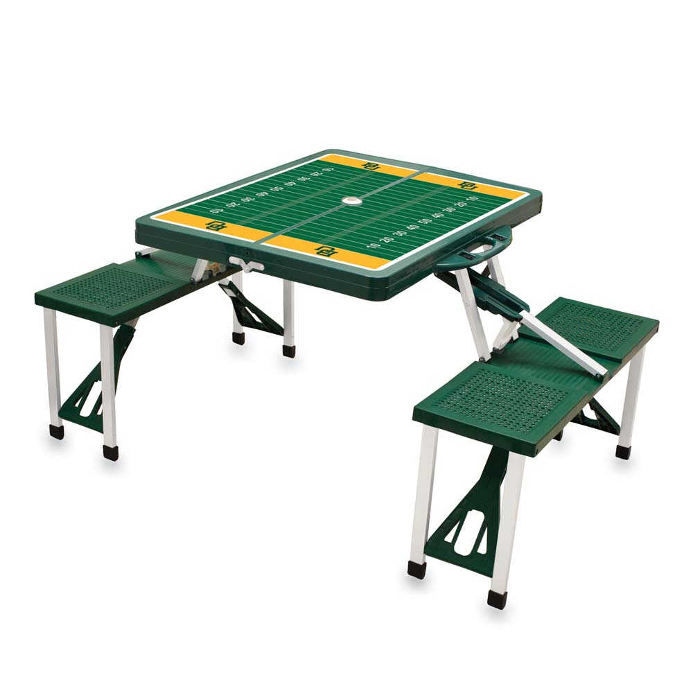 Baylor Picnic Table Sport (Green)