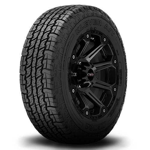 LT265/70R17 Kenda Klever  AT KR28 118Q E/10 Ply OWL Tire