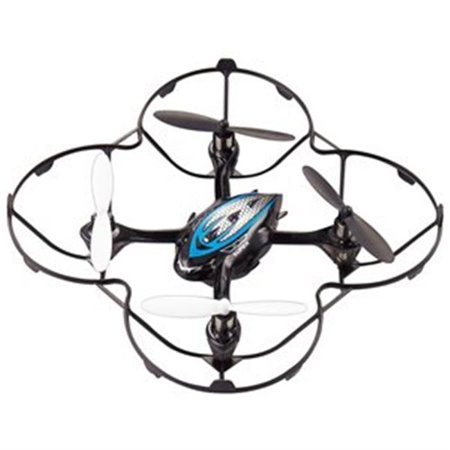 Limited Offer Microgear EC10384-Blue 2. 4 GHZ Radio Controlled RC Quadcopter 4 Axis – Blue Before Special Offer Ends