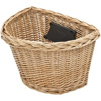 Bell PickWisk Wicker Errand Basket