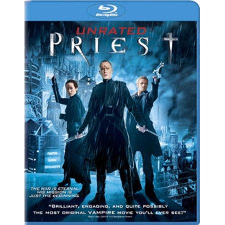 Priest (Blu-ray) (Mädchen Ray Bans)