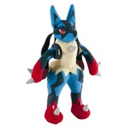 Pokemon XY Mega Lucario Training Plush