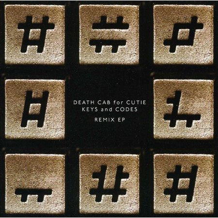 Keys & Codes Remix EP (CD) (Death Cab For Cutie Codes And Keys Review)