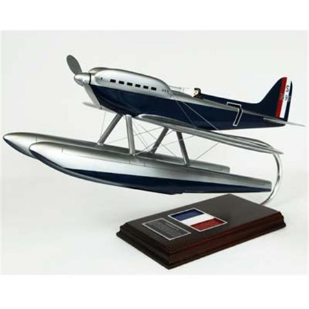 Toys and Models KS6BTE S-6B Floatplane 1/20 Scale Model Aircraft - image 1 of 1