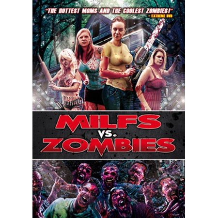 4 MILFs vs. Zombies (DVD)