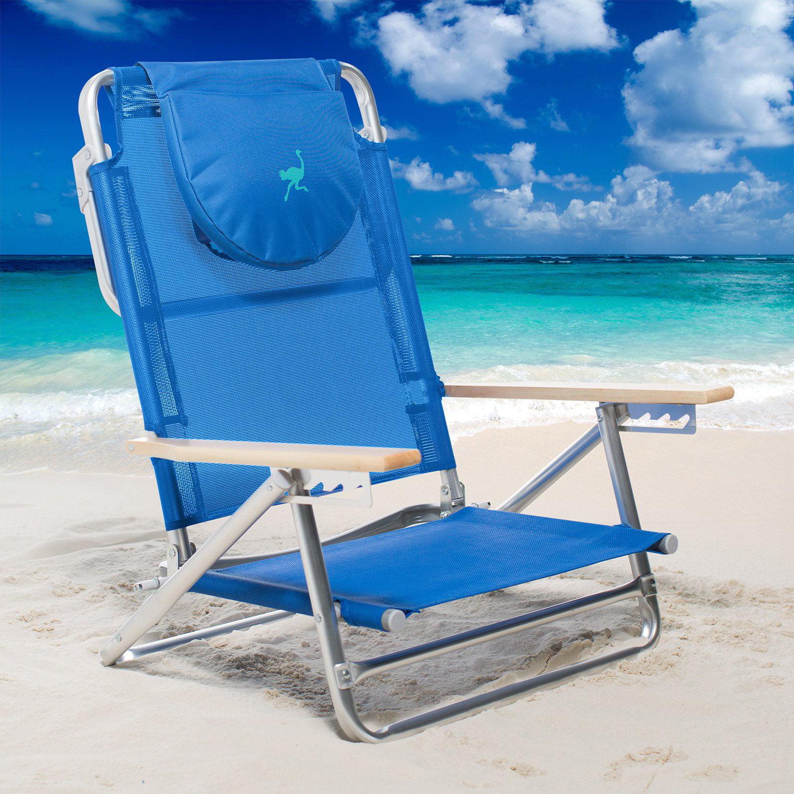 Ostrich South Beach 5-Position Sand Chair