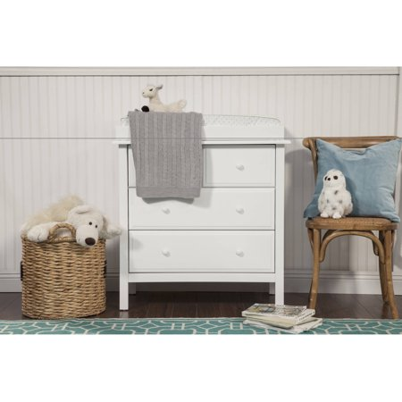 Davinci Autumn 4 Drawer Dresser With Removable Changing Tray