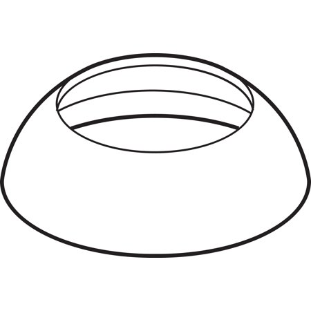 Delta RP54972-SS Lavatory Cap for Single Handle from the Lahara Collection