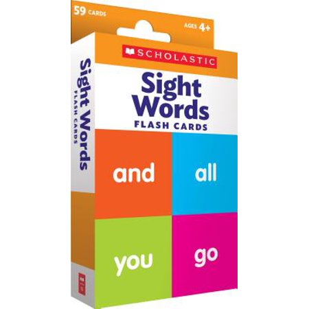 Flash Cards: Sight Words - Sight Word Flash Cards
