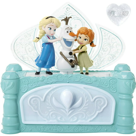 Disney Do You Want to Build a Snowman Jewelry Box