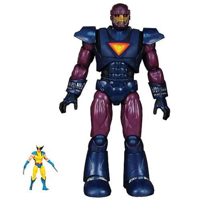 Marvel Universe Sentinel X-Men Variant Action Figure 16 in tall by Hasbro, Inc