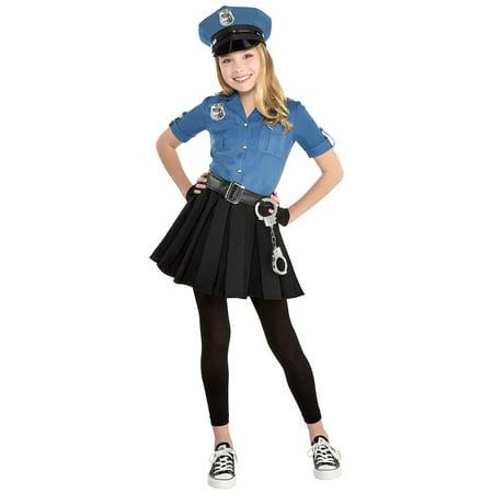 Cute Cop Costumes (Cop Cutie Child Costume -)