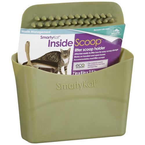 Smartykat Insidescoop Litter Scoop Holder