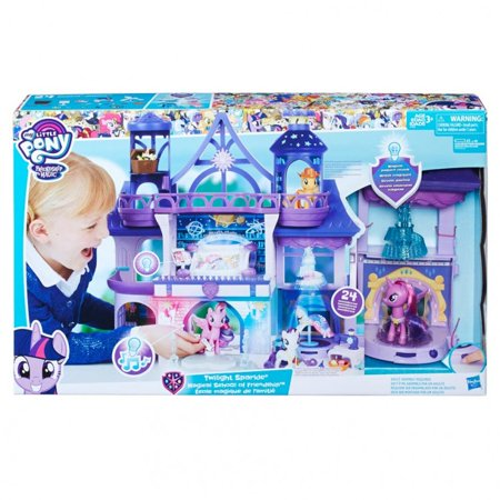 My Little Pony Twilight Sparkle Magical School of (A Little Bit Of In My Life)