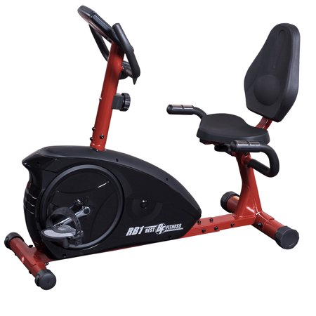 Best Fitness BFRB1 Recumbent Bike with 8 Levels of Magnetic
