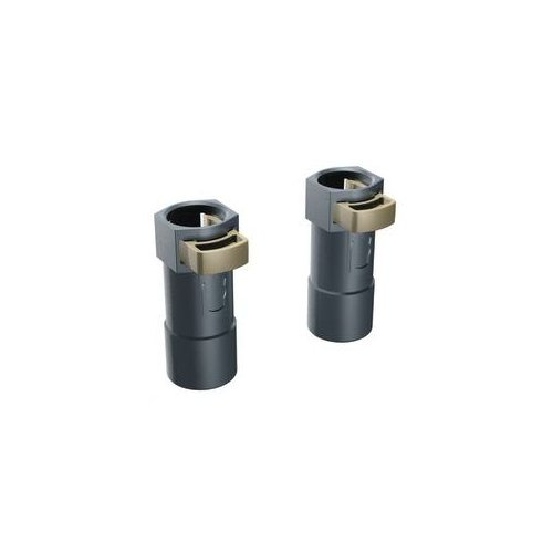 Moen CPVC Transition Fittings 4 and Clips