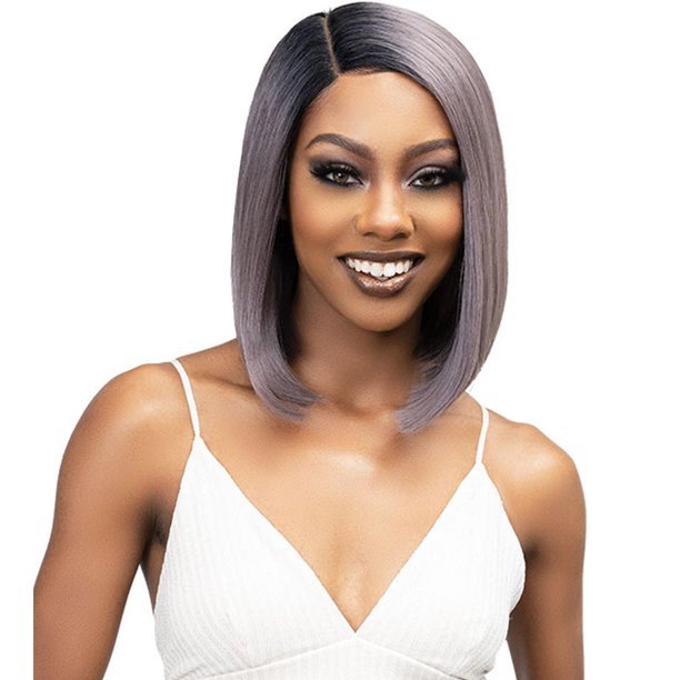 Janet Essentials Deep Part Lace Front Wig Chyna Color Golden