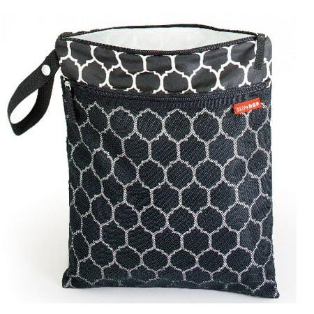 Grab & Go Wet/Dry Bag - Onyx Tile
