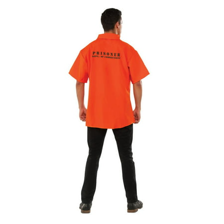 Halloween Prisoner Adult Costume](Prisoner Costumes Halloween)