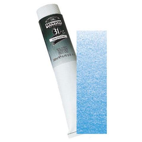 Winsor & Newton Winton Oil Color - Cerulean Blue Hue - 200mL