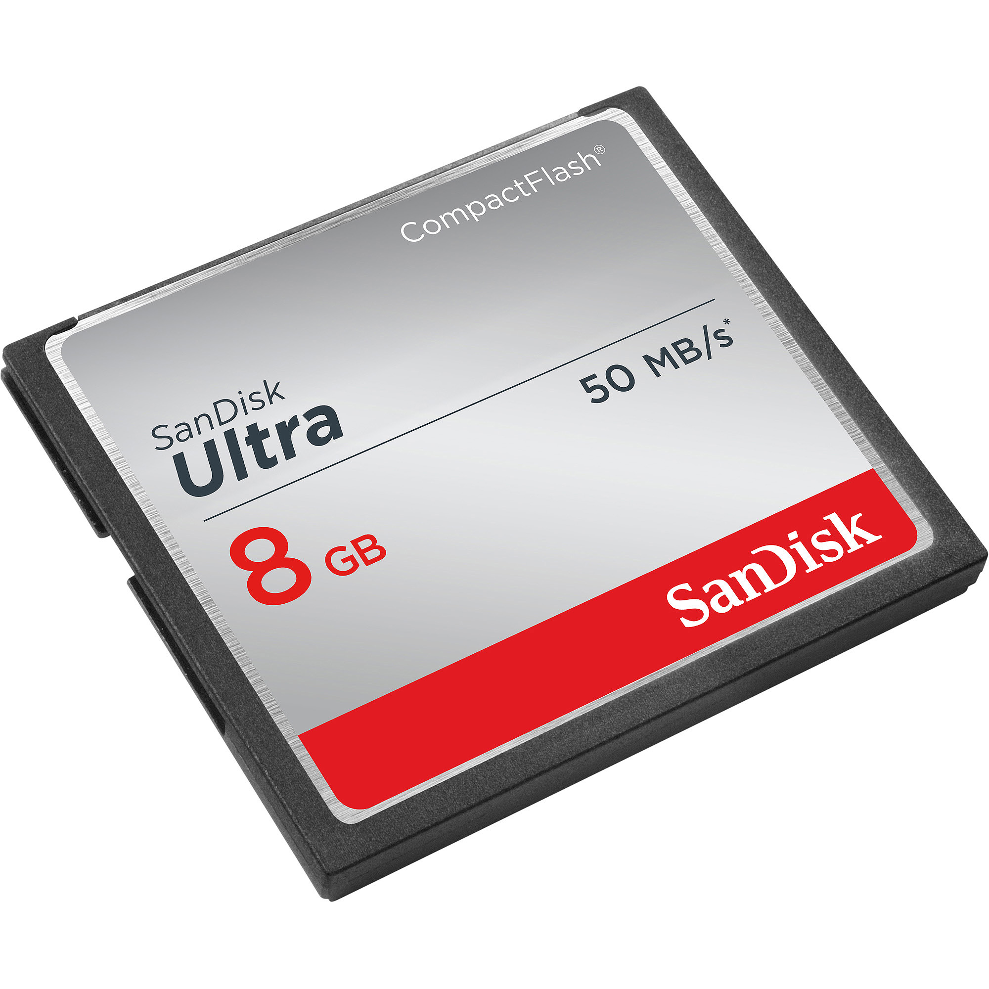 SanDisk Ultra CompactFlash 8GB Memory Card