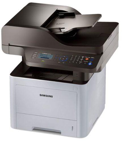 Samsung Proxpress Sl-m4070fr Laser Multifunction Printer ...