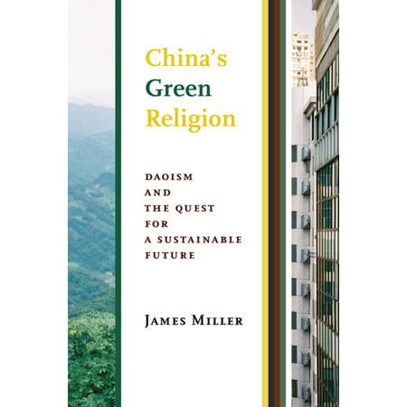 China's Green Religion - eBook