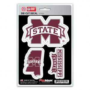 Mississippi State Bulldogs Team Decal (Mississippi State Bulldogs Player)