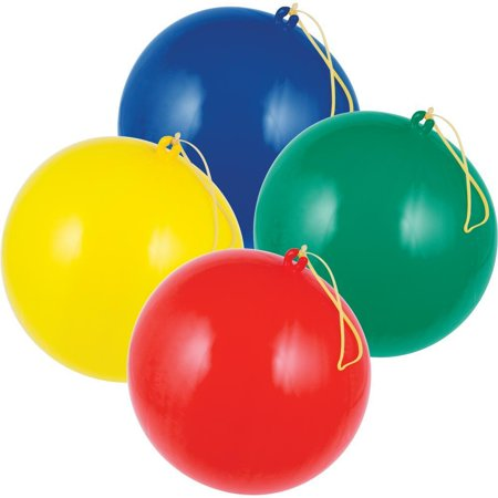 Creative Converting Punch Balloons, 8 ct](Punch Balloons)
