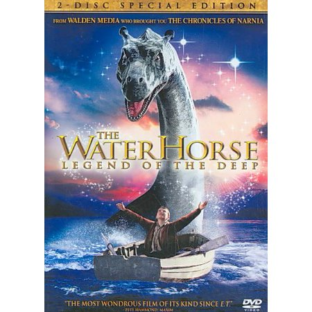 Michelle Moate Horse - WATER HORSE:LEGEND OF THE DEEP