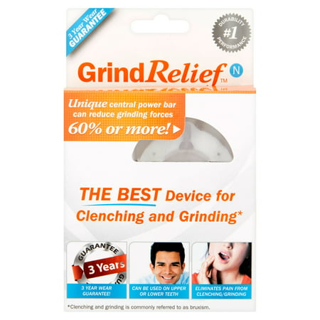 GrindReliefN Anti-Clenching and Teeth Grinding
