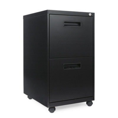 ALEPA542820BL - Best Two-Drawer Mobile Pedestal (Best File Cabinets Reviews)
