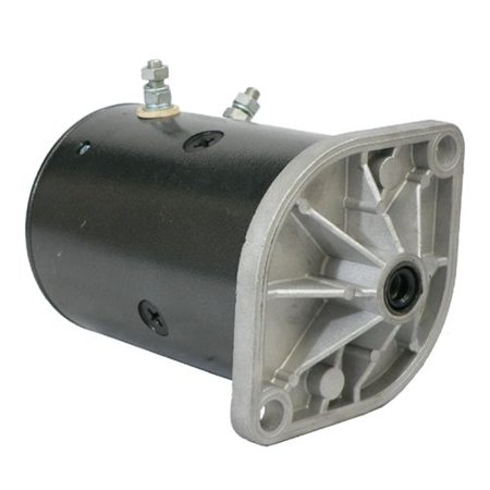 DB Electrical LPL0045 Snow Plow Motor for Western Products All Models /Fisher All Models /W-6294 /21500K, 21500K-1 /1306325 /25209, 56133 /46-2584, 46-3618, MUE6103, MUE6103S, MUE6111,