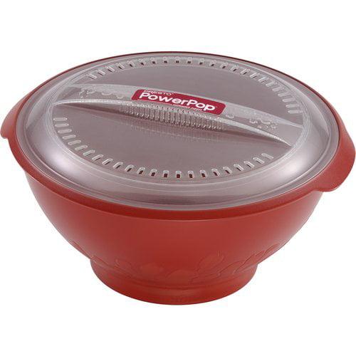 Presto Powerpop Microwave Corn Popper, Red