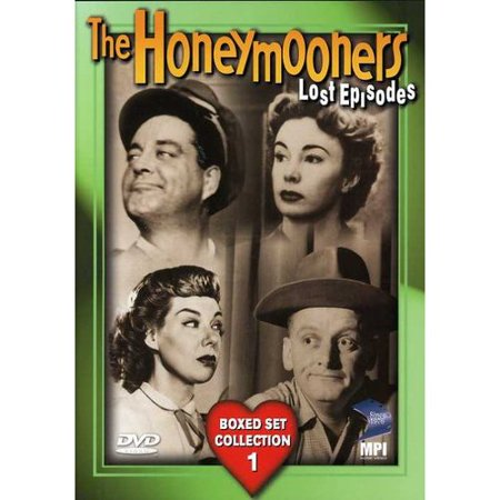 Halloween X Files Episodes (The Honeymooners - The Lost Episodes, Boxed Set)