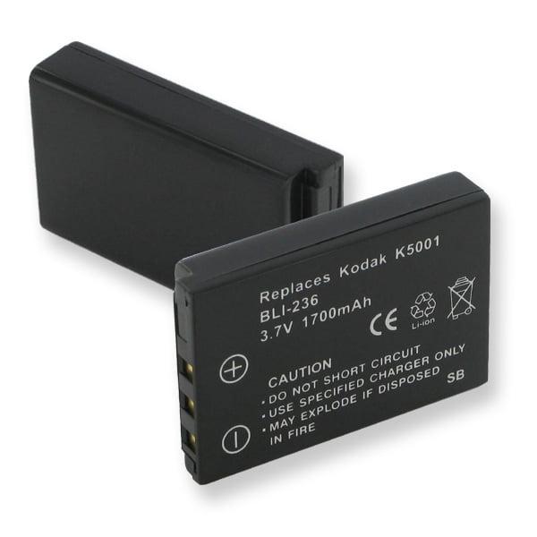 Kodak KLIC-5001 LI-ION 1700mAh Digital Battery