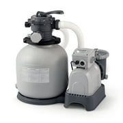 Best Intex Pool Pumps - Intex 2,800 GPH Sand Filter Pump Review