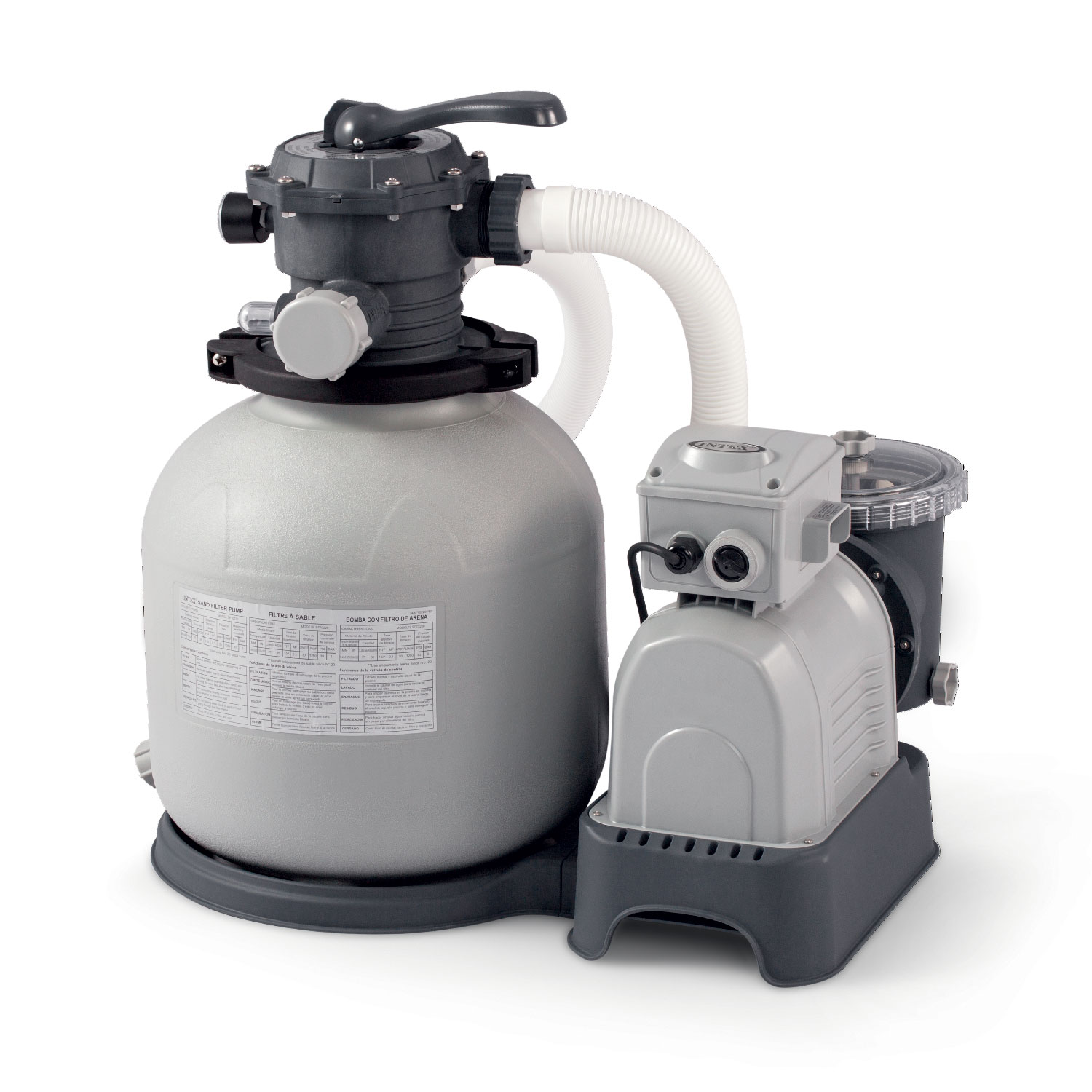 Intex Sand Filter Pump