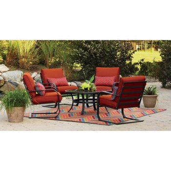 Mainstays Pyros 5-Pc. Patio Conversation Set