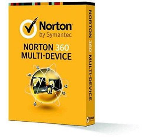 Symantec Norton 360 Multi-Device 5 Users by Symantec