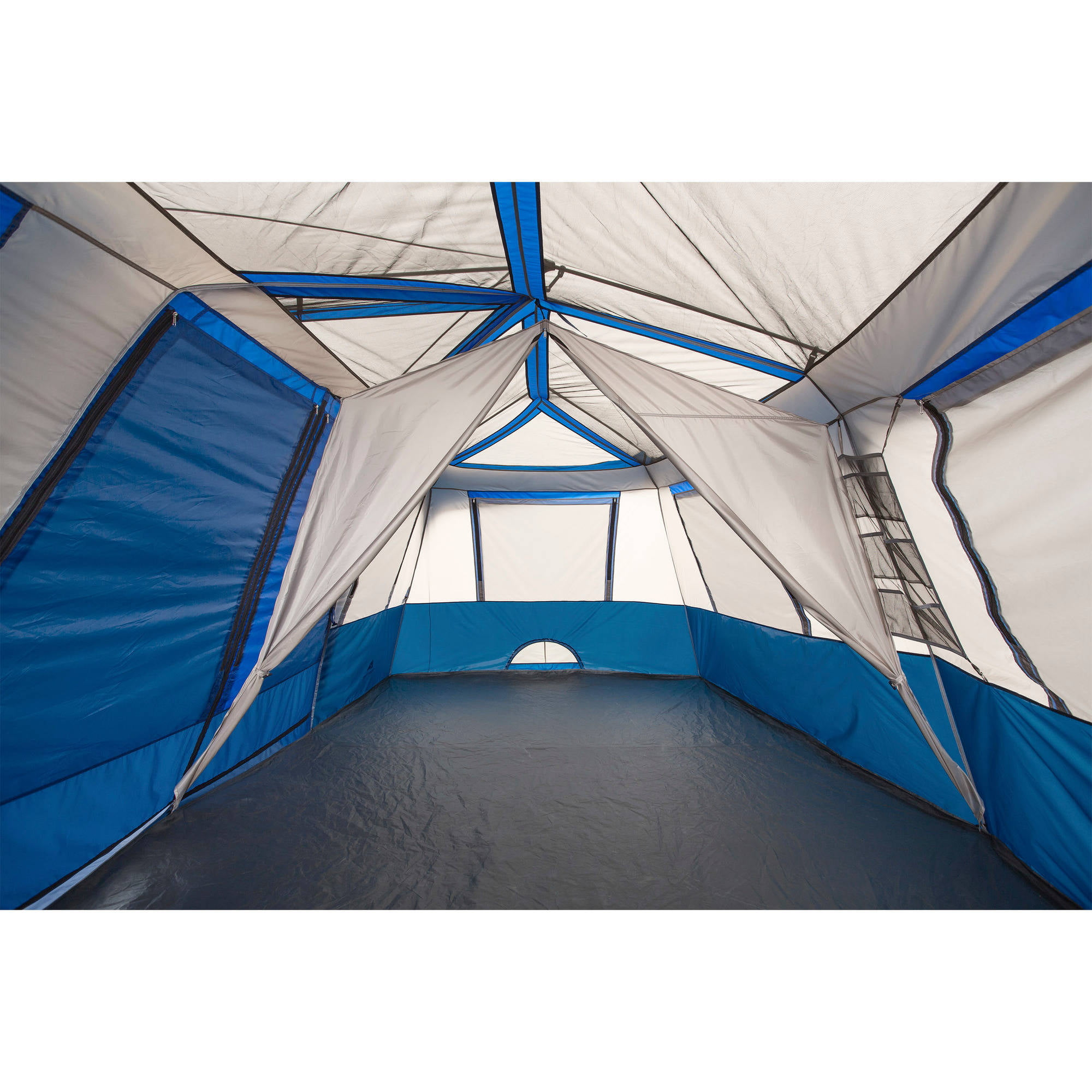 Ozark Trail 12 Person 2 Room Instant Cabin Tent with Screen Room - Walmart.com  sc 1 st  Walmart : ozark 8 person instant tent - memphite.com