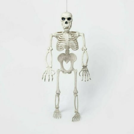 XL Lifesize Gorilla Hanging Skeleton Halloween Decorative Prop - Hyde & EEK! Boutique™