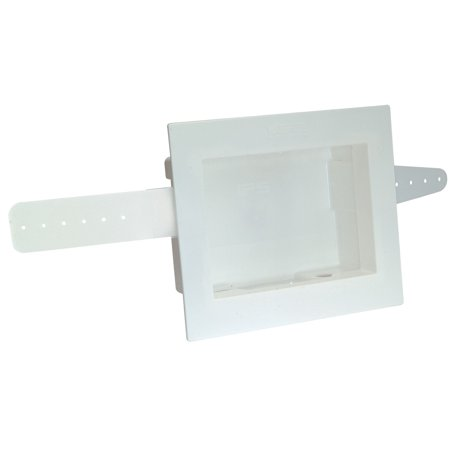 WaterTite 60553 Washing Machine Outlet Box (Washing Machine Box)