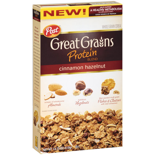 Post Cereal Coupon. There is a new Post Cereal Coupon available to print. The coupon is for $ when you buy ONE (1) Post Great Grains cereal (any flavor) Print Post Great Grains Cereal Coupon. Through 11/10, CVS has the Post Great Grains Cereal on sale for $ making it just $ after the coupon.